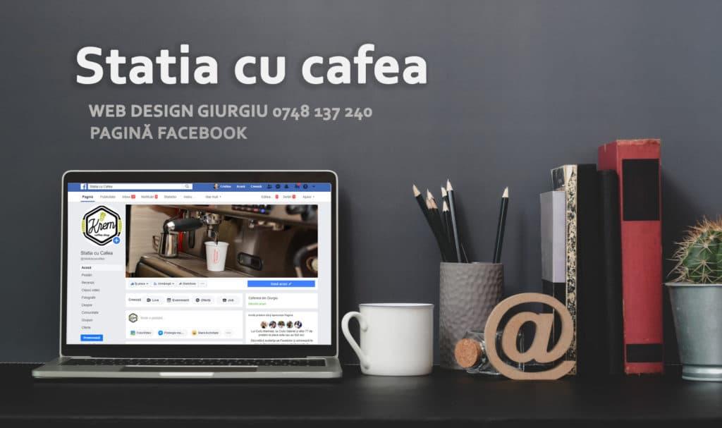 Stația cu cafea