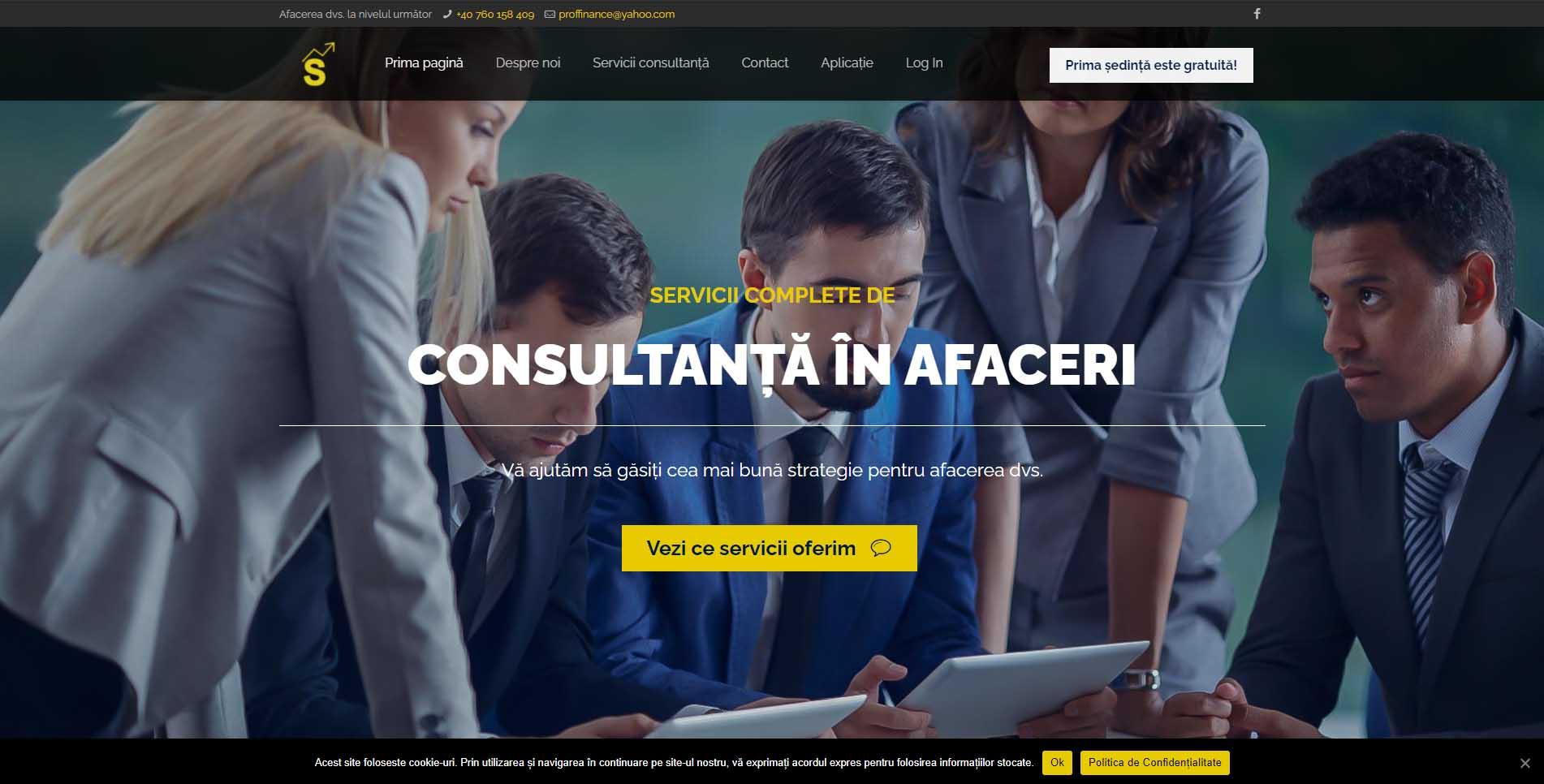 Proiecte Web Design Giurgiu